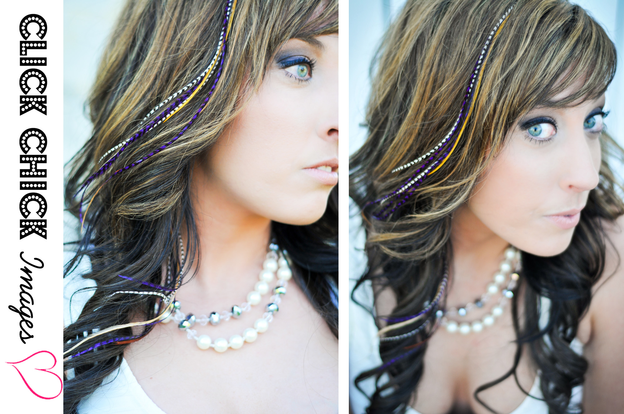 Hair Feather Extensions New Service Lindsey Allen Koenigs